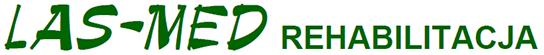 LAS-MED REHABILITACJA – przychodnia rehabilitacyjna w Warszawie Logo